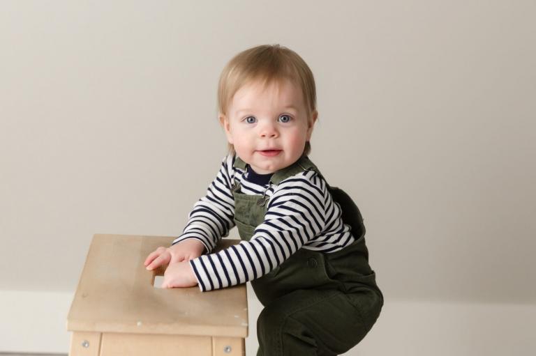 minneapolis studio baby photographer
