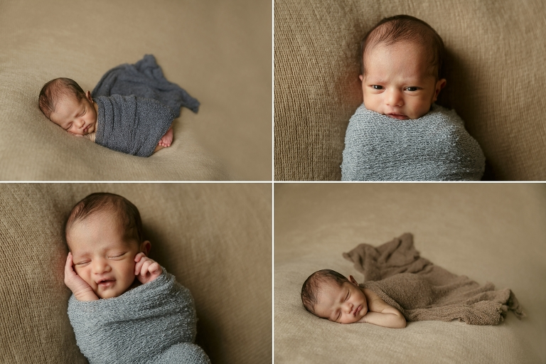 This little guy did so incredibly well for his newborn photos which was not completely unexpected since his parents have such a calm demeanor